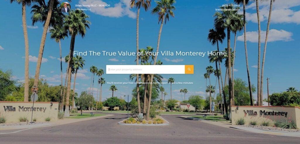 Find The True Value of Your Villa Monterey Home